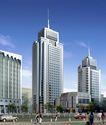 逸夫会议中心0001,逸夫会议中心,国内建筑设计案例,逸夫会议中心 外景 溜冰