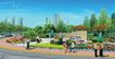 道路化-景观0010,道路化-景观,国内建筑设计案例,广场 行人 聊天