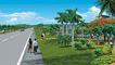 道路化-景观0011,道路化-景观,国内建筑设计案例,行走 马路 交通
