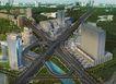 郑州城市景观大道概念性规划设计0002,郑州城市景观大道概念性规划设计,国内建筑设计案例,
