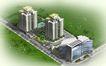 重庆移动通信公司涪陵分公司0001,重庆移动通信公司涪陵分公司,国内建筑设计案例,