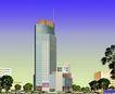 金点设计效果图0002,金点设计效果图,国内建筑设计案例,