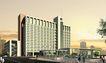 长沙市财政局机关大院及办公楼设计方案