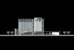 长沙市财政局机关大院及办公楼设计方案0022,长沙市财政局机关大院及办公楼设计方案,国内建筑设计案例,