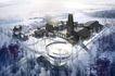 长白山贵宾接待中心设计方案0016,长白山贵宾接待中心设计方案,国内建筑设计案例,全景 效果图 3D设计