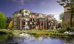 魏玛花园-博威镇江小区0017,魏玛花园-博威镇江小区,国内建筑设计案例,柳树 水畔 楼盘