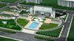 鸟瞰效果图0009,鸟瞰效果图,国内建筑设计案例,工程 规划 全景