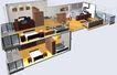 鸿运星城0007,鸿运星城,国内建筑设计案例,阳台 客厅 房间