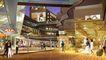 龙珠花园0001,龙珠花园,国内建筑设计案例,参观 行人 商场