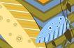 最佳设计背景PSD30013,最佳设计背景PSD3,创意背景,鸟儿 叶子 格子 圆点 间隔