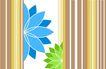 最佳设计背景PSD40009,最佳设计背景PSD4,创意背景,竖线 荷花 圆规 画图 浅蓝