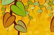 最佳设计背景PSD50001,最佳设计背景PSD5,创意背景,树林 藤条 枝叶