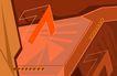 最佳设计背景PSD60013,最佳设计背景PSD6,创意背景,箭头 方向 指示