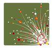 创意图案0034,创意图案,前卫设计,细小 花簇 发散