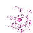 创意图案0065,创意图案,前卫设计,紫色 背景 花絮