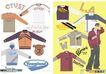 时尚流行服饰设计0037,时尚流行服饰设计,前卫设计,青少年 青年装 休闲服