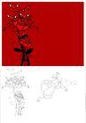 时尚藤图0147,时尚藤图,前卫设计,构图 过程 完整