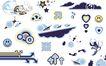 极品图标素材0028,极品图标素材,前卫设计,收音机 通讯 圆圈