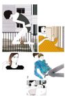 科幻广告作品0077,科幻广告作品,前卫设计,室内 锻炼 身体