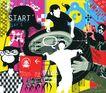 科幻广告作品0122,科幻广告作品,前卫设计,明星 摇滚 歌舞