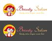 精美卡通图标0041,精美卡通图标,插画,女性 发型 形象