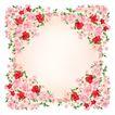 花卉边框0014,花卉边框,纹理边框,