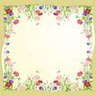 花卉边框0021,花卉边框,纹理边框,