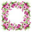 花卉边框0022,花卉边框,纹理边框,