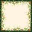 花卉边框0035,花卉边框,纹理边框,