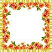 花卉边框0039,花卉边框,纹理边框,