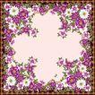 花卉边框0048,花卉边框,纹理边框,