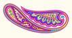 饰角素材0048,饰角素材,纹理边框,