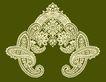 饰角素材0066,饰角素材,纹理边框,包括 缠绕 花勾