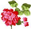 PSD花纹60058,PSD花纹6,花纹图案,拥簇 花团 效果