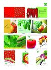 农业0016,农业,行业平面模板,水果 西红柿 黄瓜
