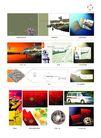 工艺品与礼品0023,工艺品与礼品,行业平面模板,CD 户外广告 折页效果