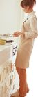 建筑装饰0010,建筑装饰,行业平面模板,厨房 家庭主妇 美食 整体厨柜 围裙