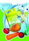日用化工与化妆品0008,日用化工与化妆品,行业平面模板,清洁品 洗洁精 瓜果