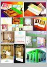木材家具0013,木材家具,行业平面模板,家装 商务 手册