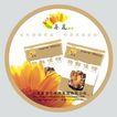粮油食品0019,粮油食品,行业平面模板,葵花 向日葵 味精 味精品牌 食品公司 海报 POP 招贴 宣传画 名家设计 宣传单张 广告