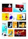 计算机及互联网0017,计算机及互联网,行业平面模板,足球 通讯 信息