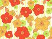 韩国新潮背景30012,韩国新潮背景3,韩国新潮背景,花丛 杂揉 混和