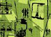 韩国新潮背景40020,韩国新潮背景4,韩国新潮背景,门窗 建筑 市民
