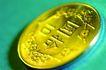 货币流通0028,货币流通,金融,拾圆 金币 硬币