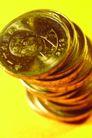货币流通0049,货币流通,金融,一些硬币