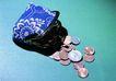 金钱世界0035,金钱世界,金融,零钱 荷包 存钱袋