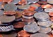 金钱世界0044,金钱世界,金融,硬币特写