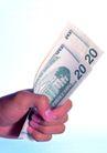 金钱世界0067,金钱世界,金融,手拿钞票