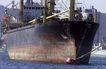 码头货轮0020,码头货轮,工业,码头 停靠 货轮