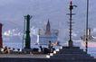 码头货轮0021,码头货轮,工业,码头 摩托 风景